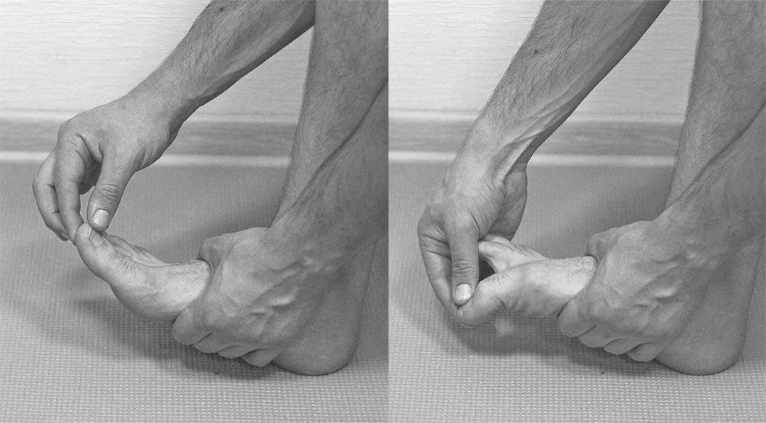 Пассивное движение пальцев
