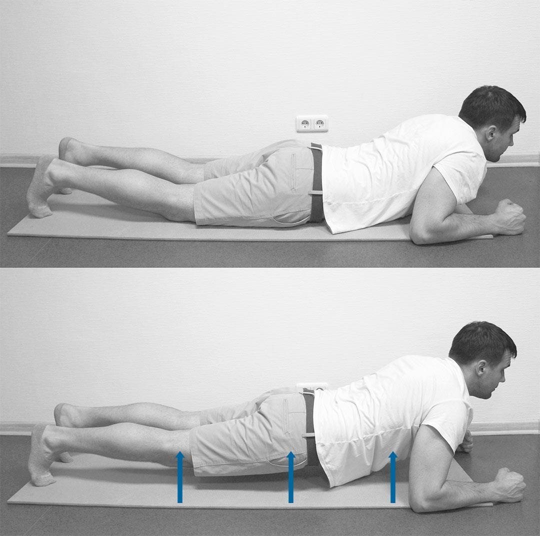 Упражнения для укрепления грушевидной мышцы бедра