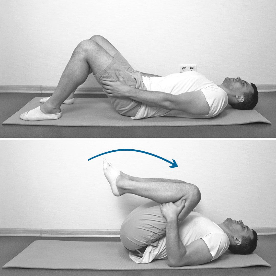 Упражнения при спондилолистезе поясничного отдела позвоночника