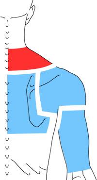 Упражнения при болях в верхнегрудной части спины